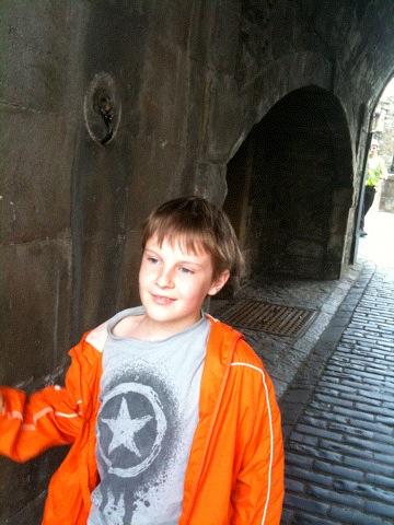 Ian Stirling Castle
