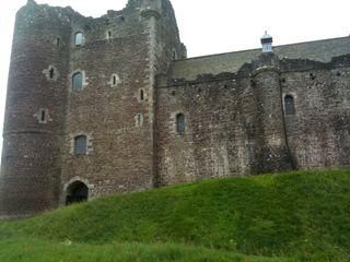 Doune castle better